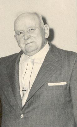 My grandfather John Troutman (2 January 1895 - 28 October 1965)