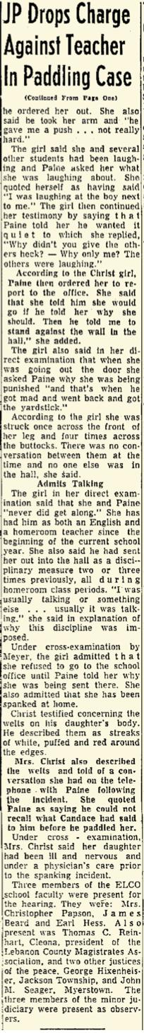 Lebanon Daily News May 8, 1964 — p 2