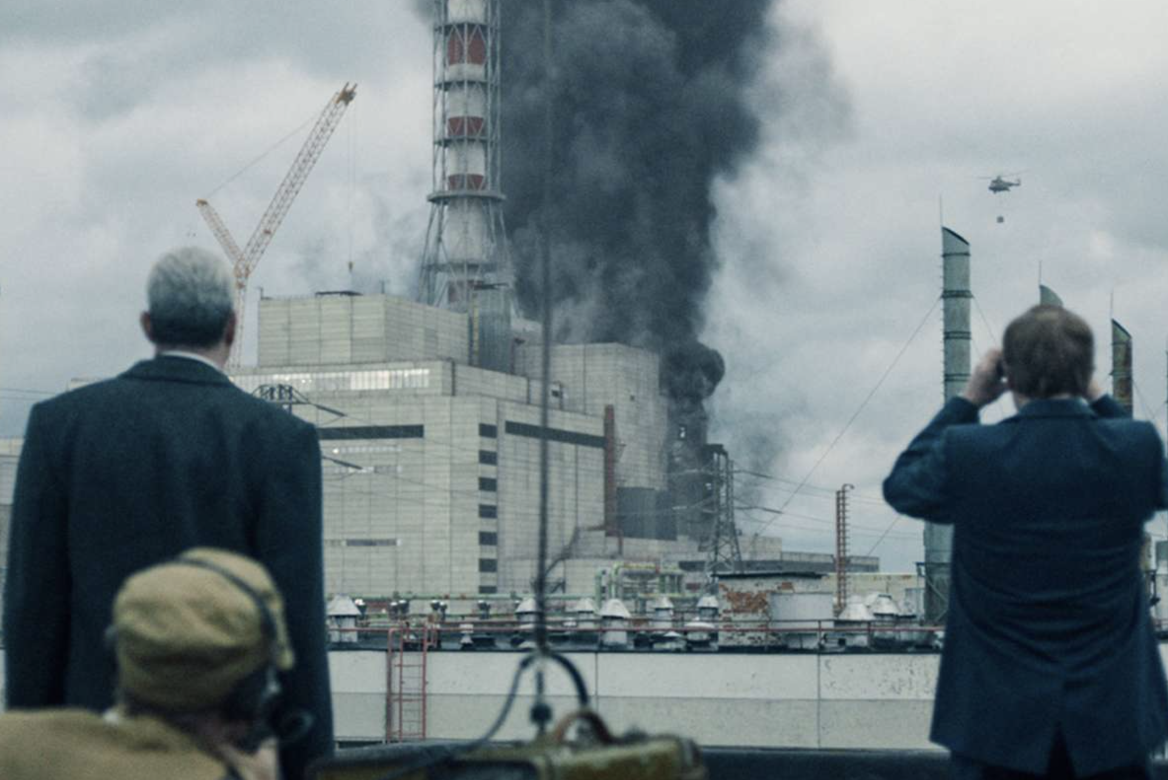 The  Chernobyl  mini-series was nominated for 11 well-deserved Emmy Awards.