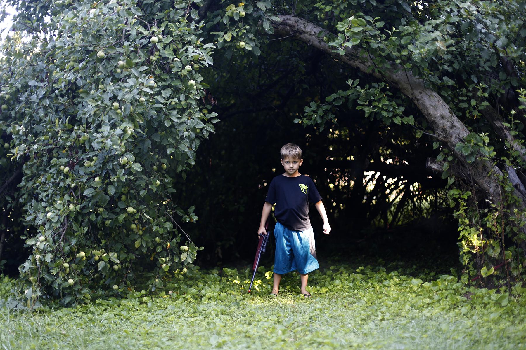 2017.07.18, Danny, summer before 1st grade, 001