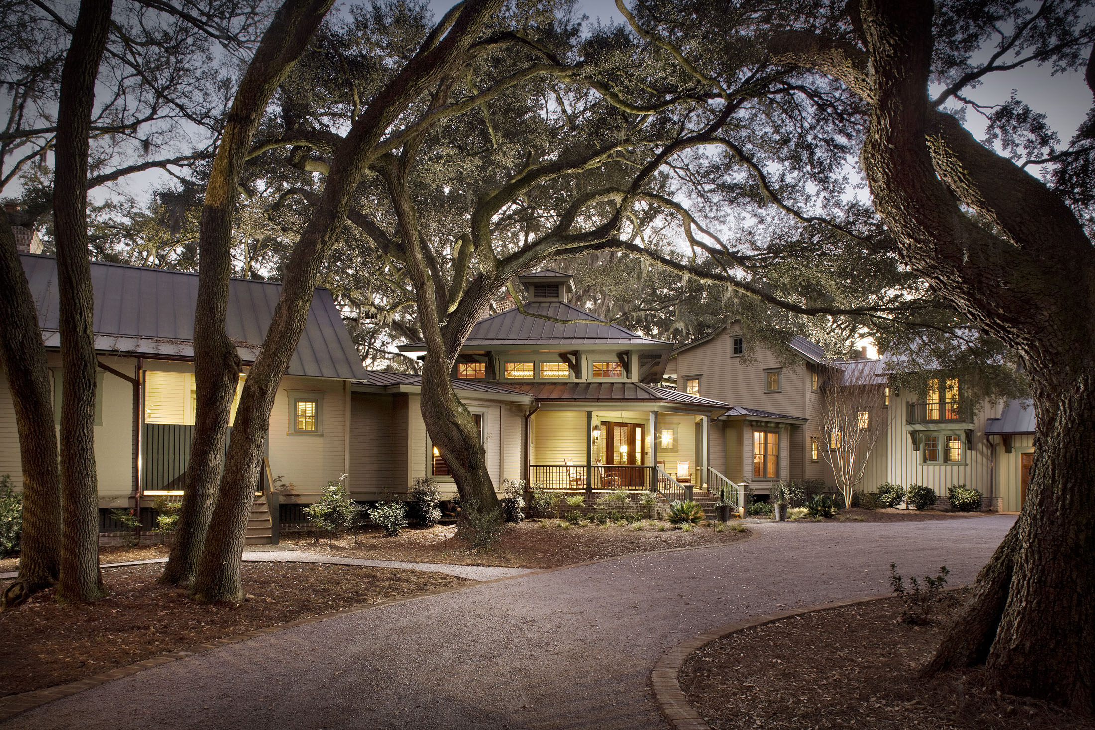Private Residence  Brays Island SC  Cowart Coleman Group