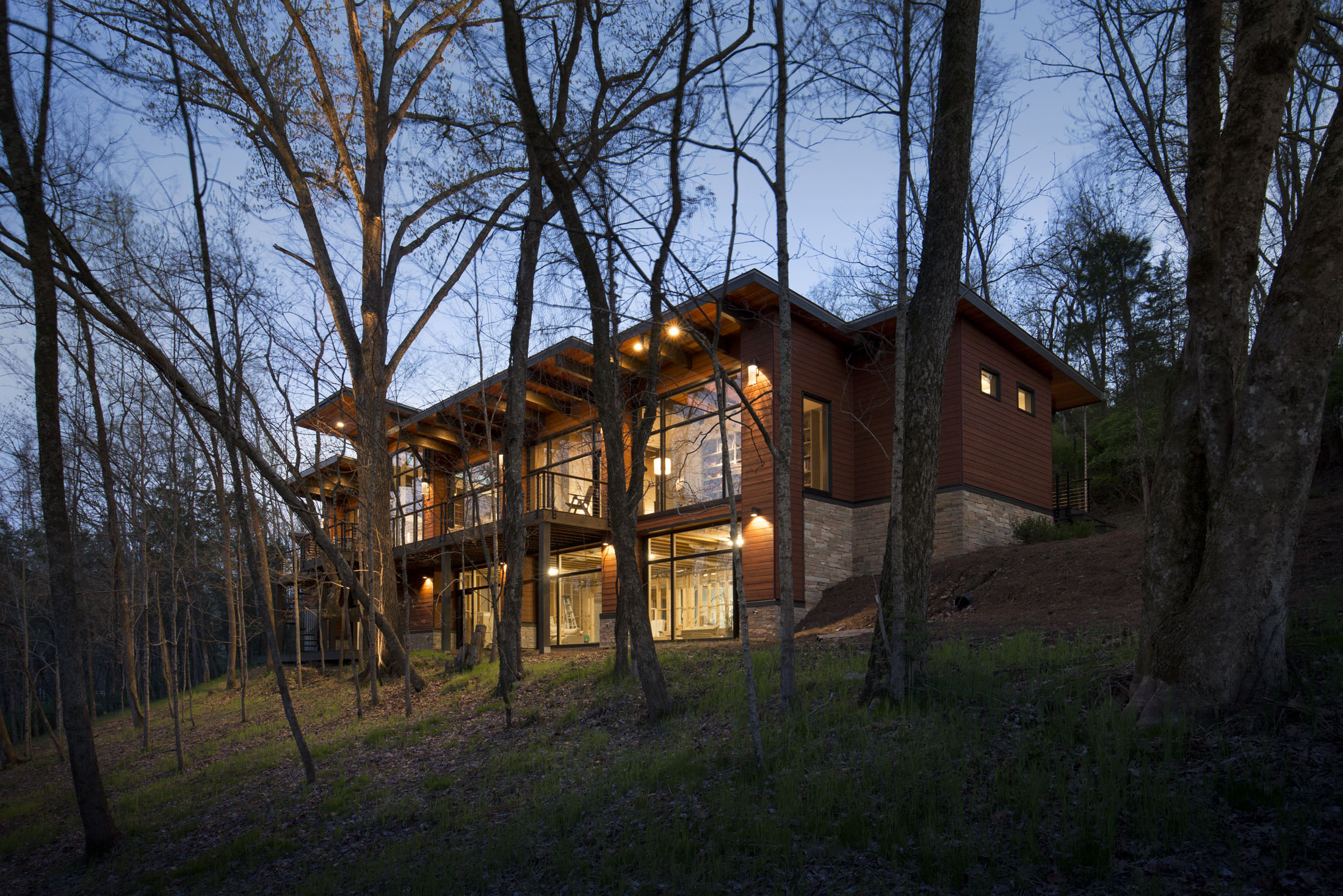 Ashwood, Private Residence  Nashville TN  David Minnigan of ESa   View Full Project