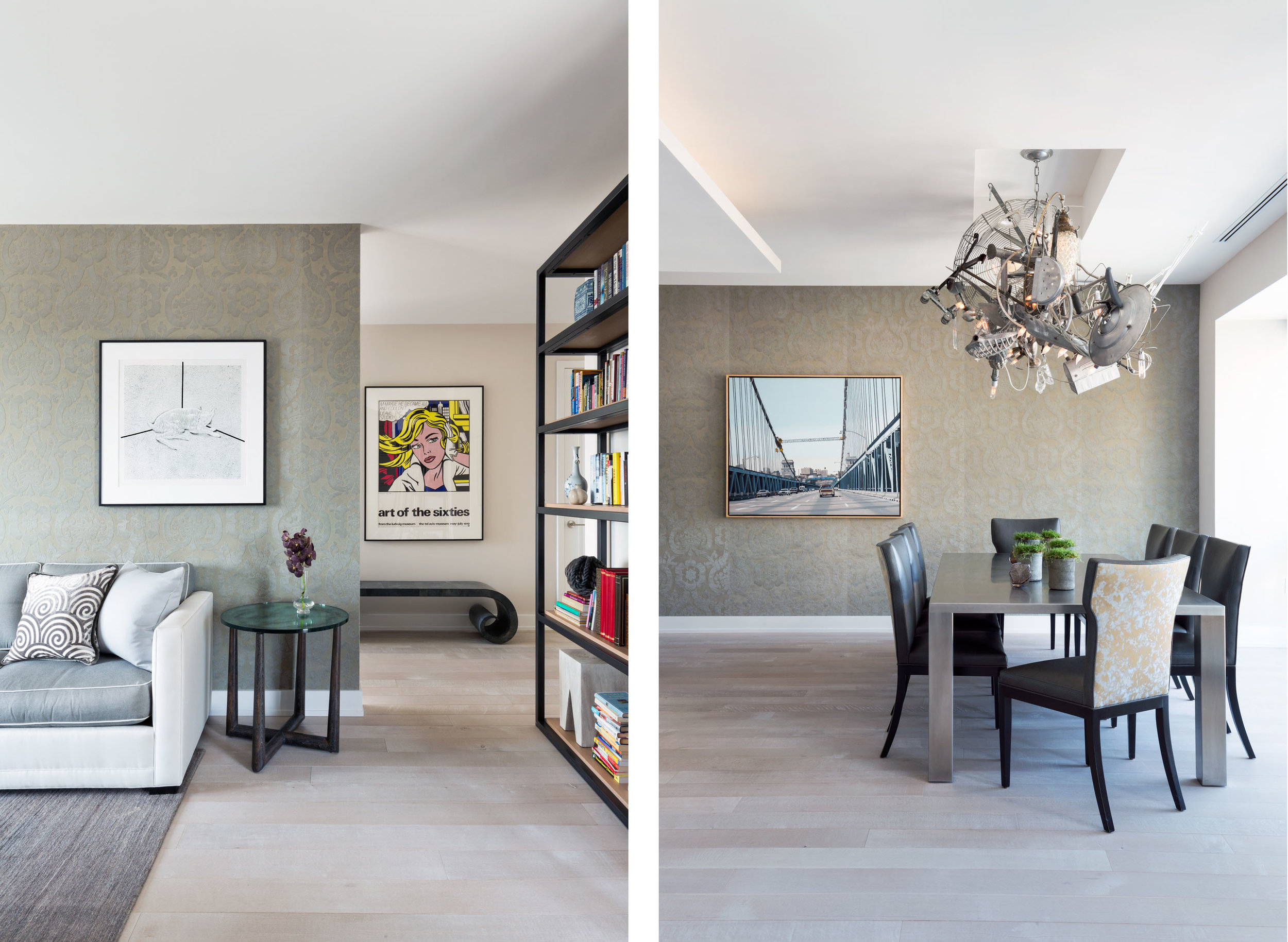 Private Residence  Rittenhouse Square, Philadelphia PA  August Interiors   View Full Project