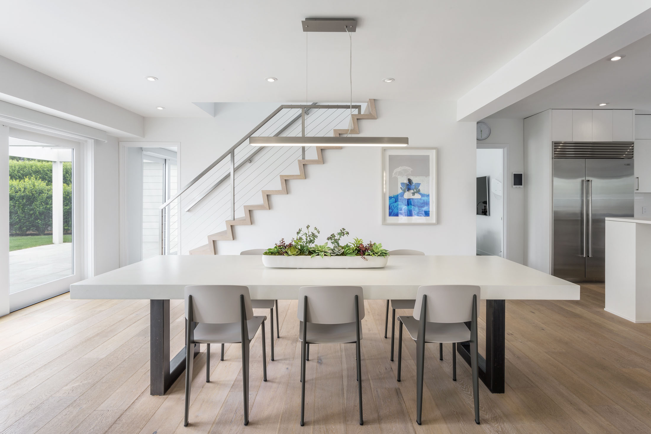 Private Residence  Southampton NY  Oza Sabbeth Architects   View Full Project