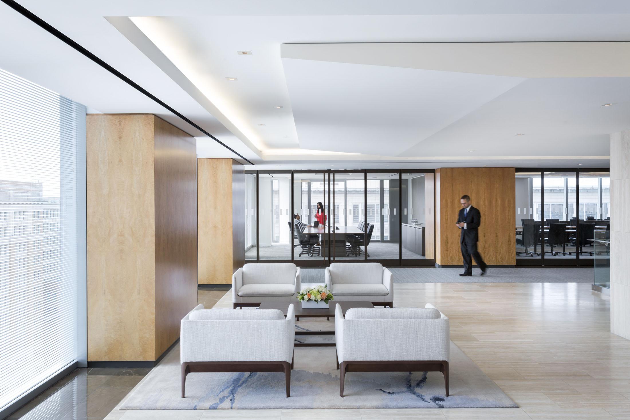 Brownstein Hyatt Office  Washington DC  Perkins+Will   View Full Project