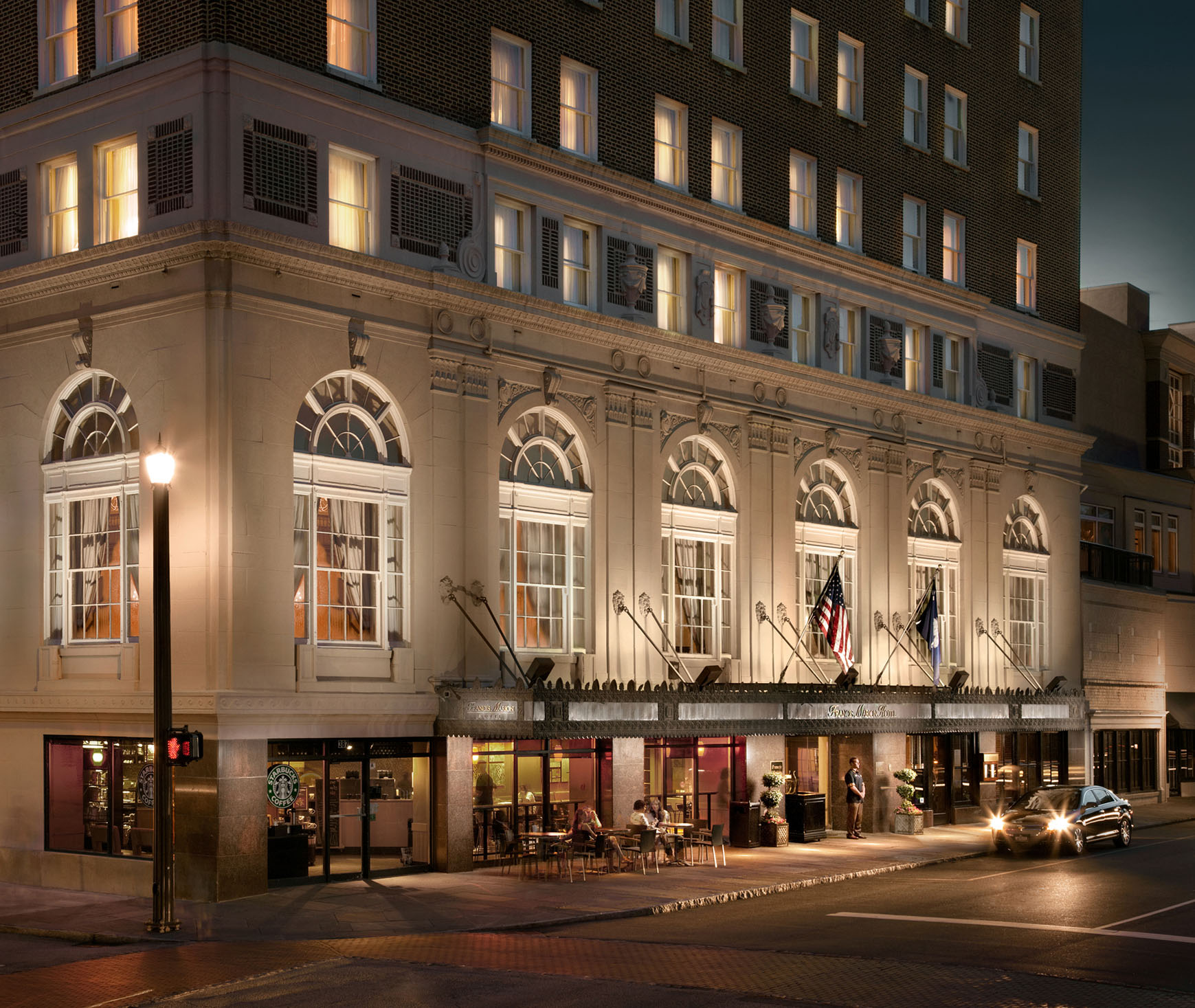 The Francis Marion Hotel  Charleston SC   View Full Project