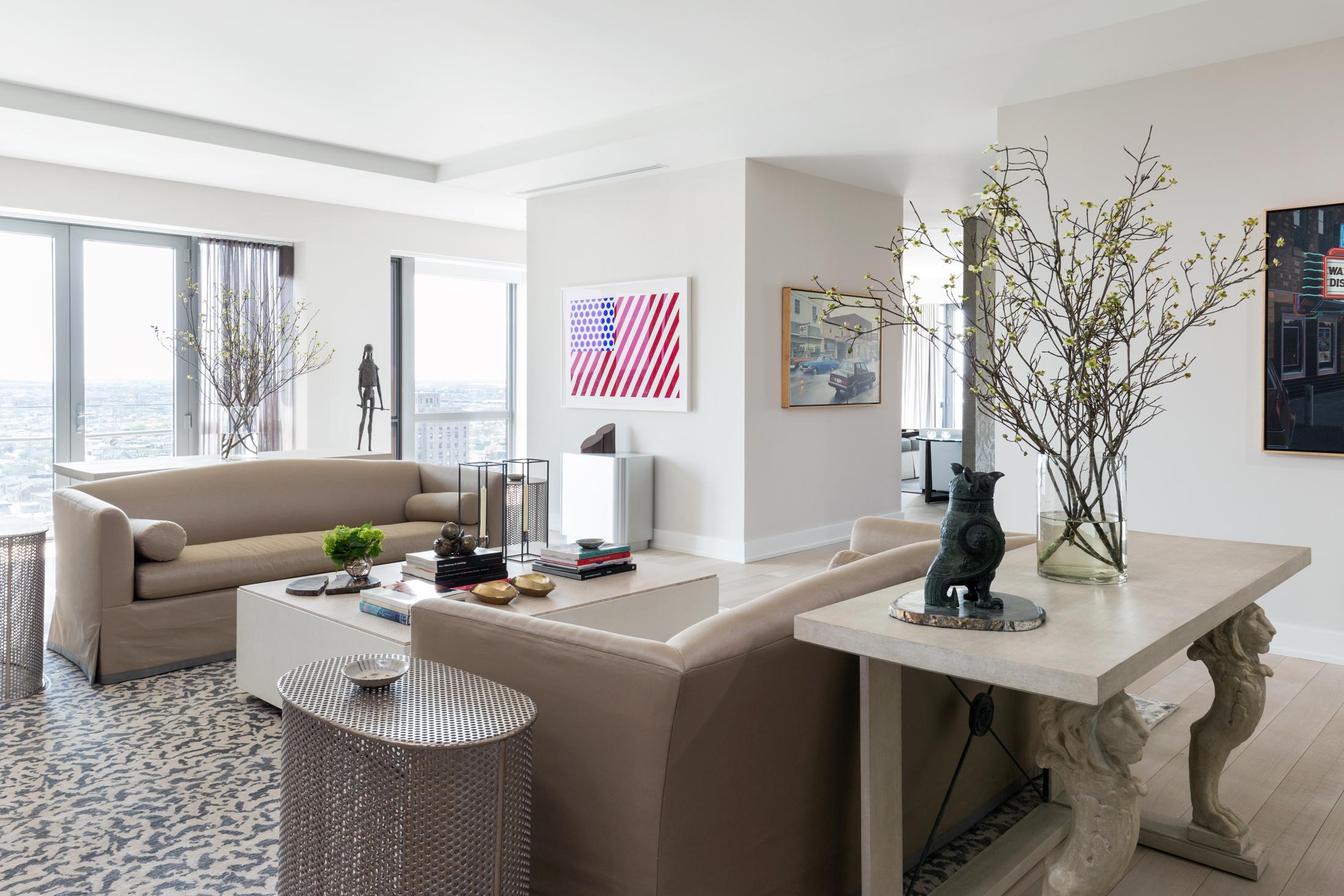 Private Residence  Philadelphia PA  August Interiors   Back to Portfolios