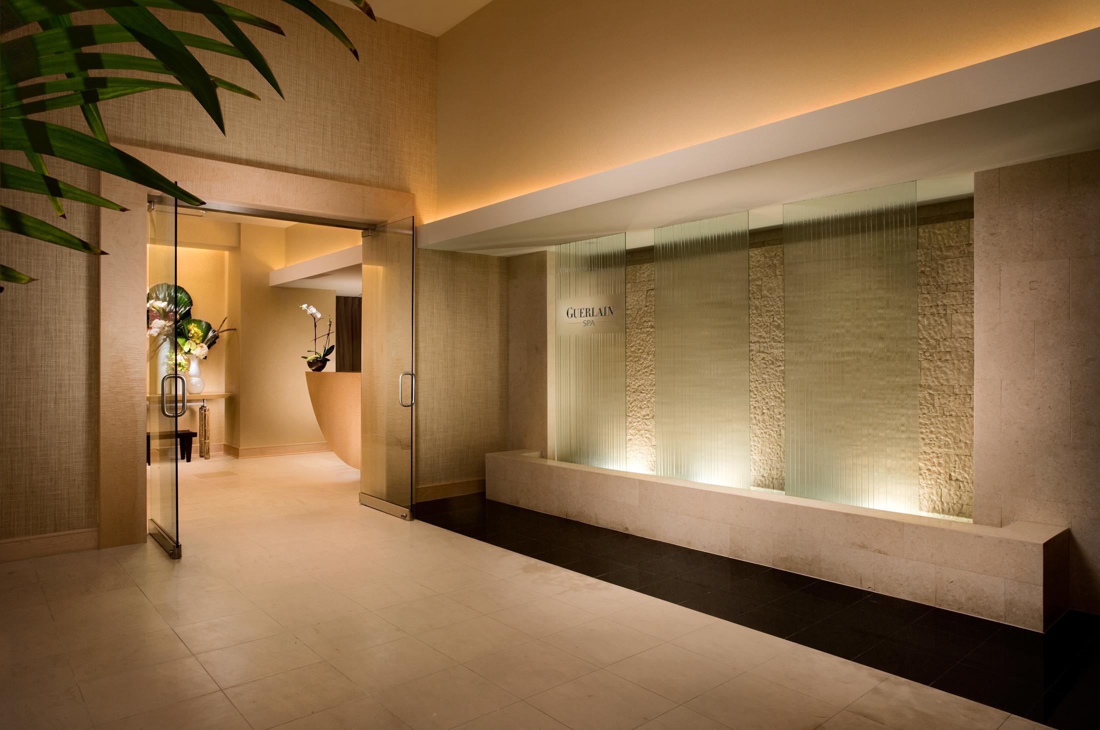 Guerlain Spa  Miami FL  C+TC Design Studio   Back to Portfolios