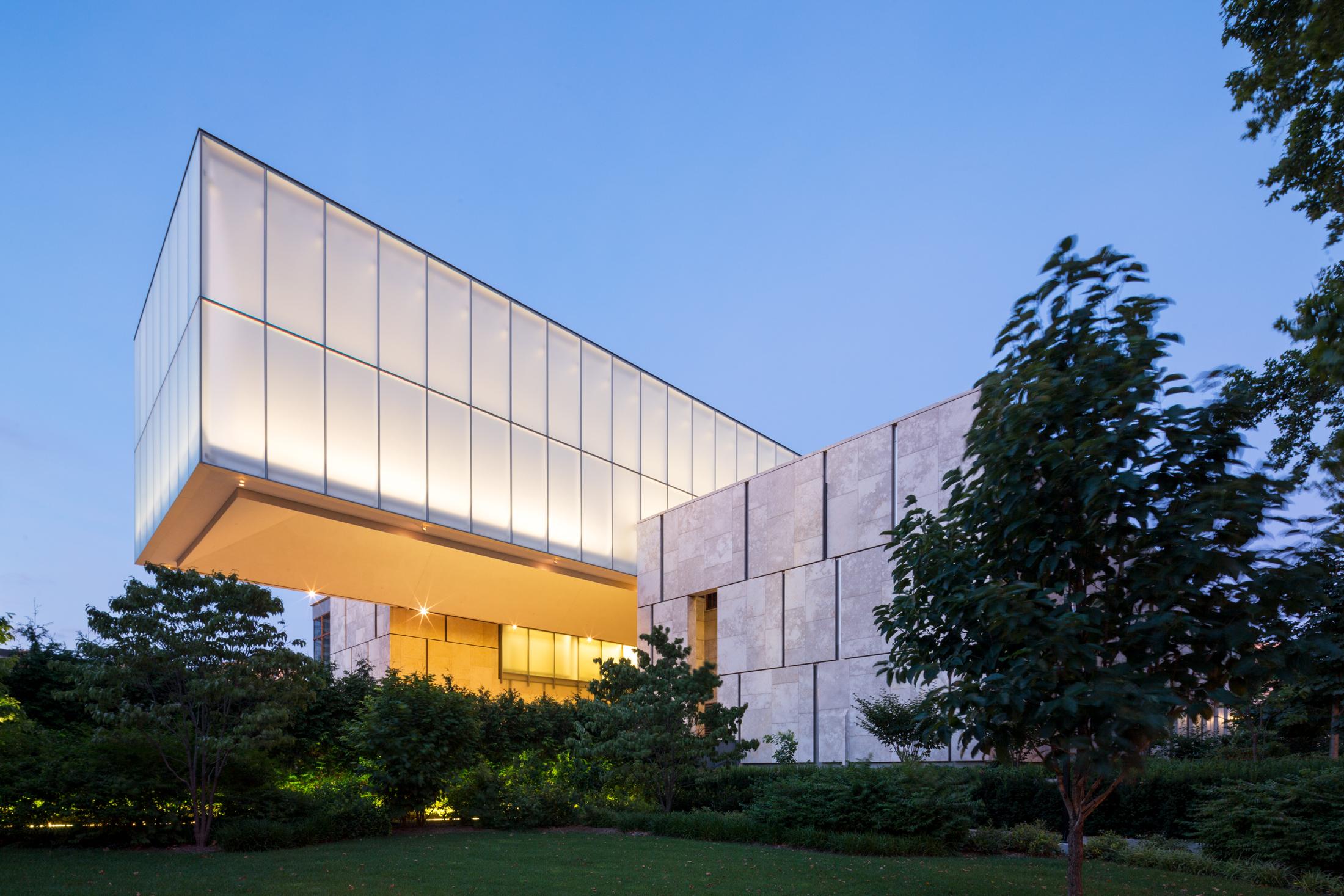 The Barnes Foundation  Philadelphia PA  Tod Williams & Bille Tsien   Back to Portfolios