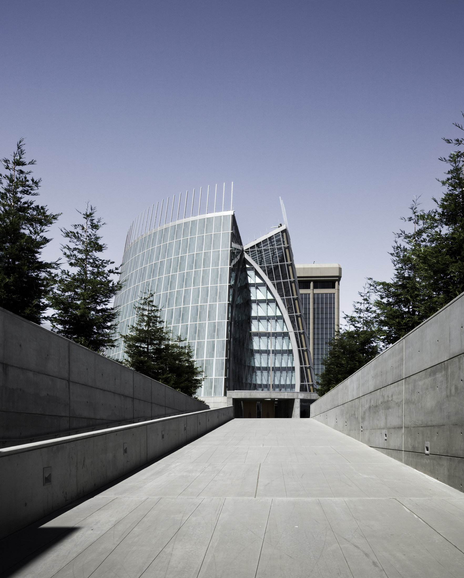 Cathedral of Christ the Light  Oakland CA  Skidmore Owings & Merrill   Back to Portfolios