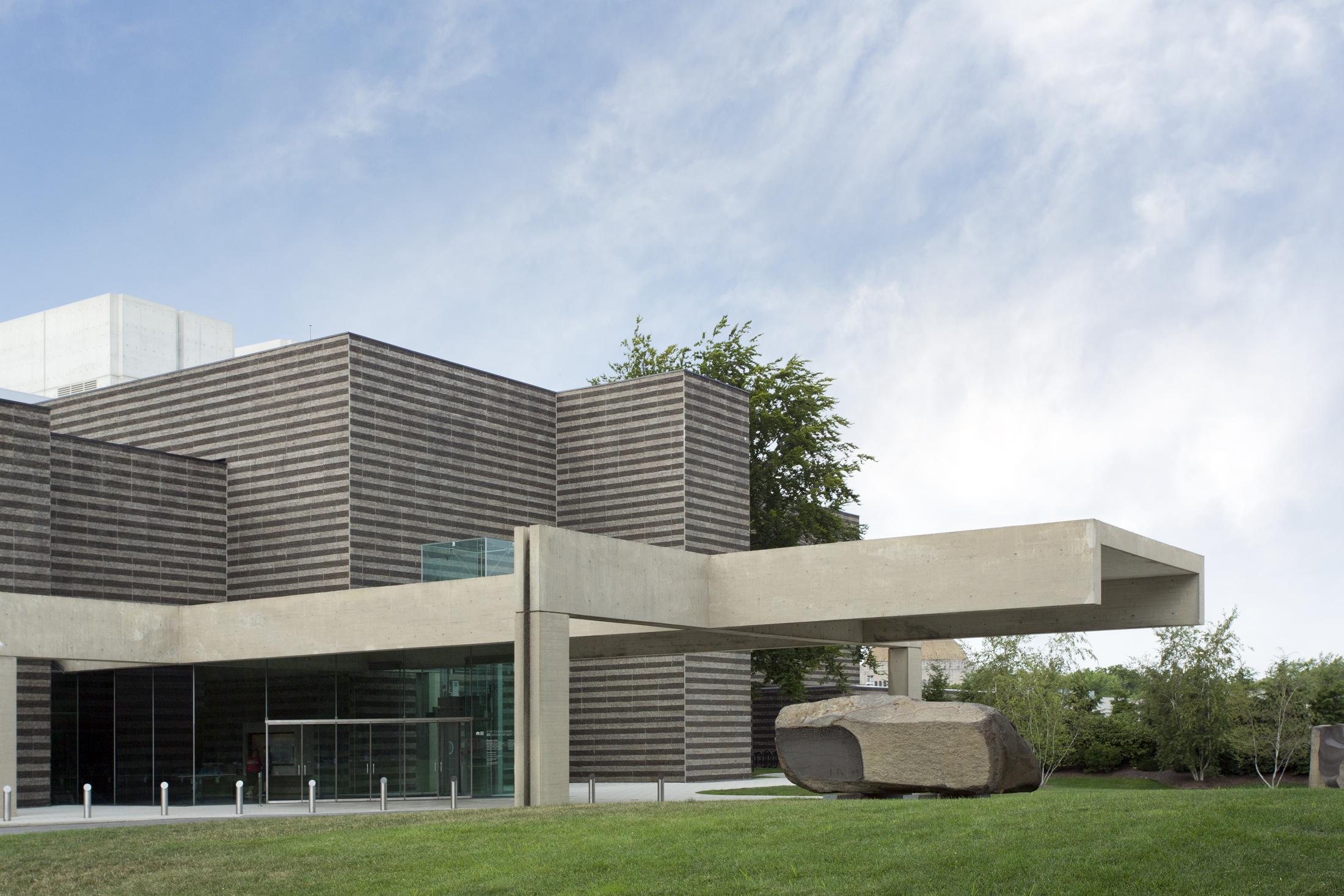 Cleveland Museum of Art  Cleveland OH  Marcel Breuer   Back to Portfolios