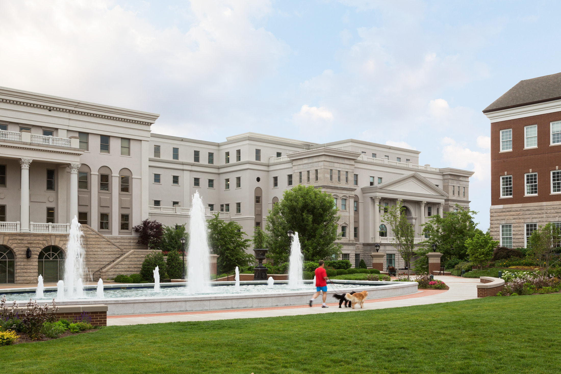 Wedgewood Academic Center,Belmont University  Nashville TN  ESa   Back to Portfolios