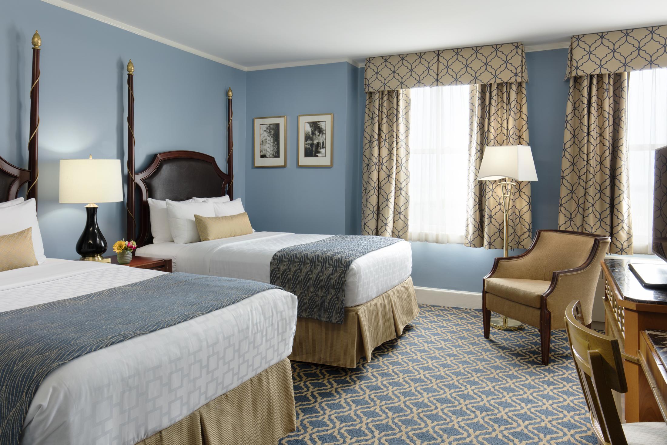 The Francis Marion Hotel  Charleston SC   Back to Portfolios