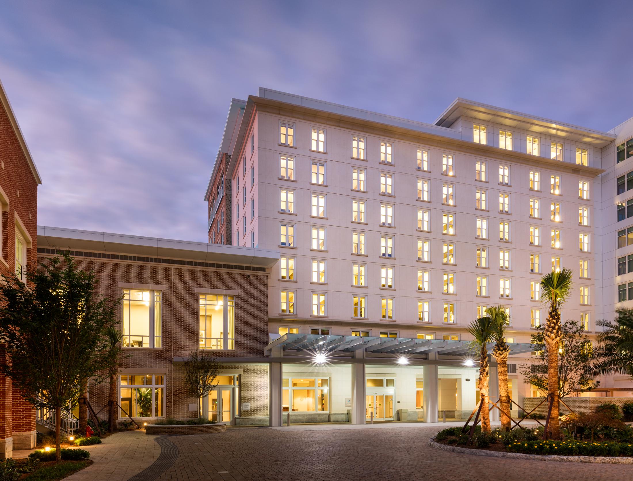 Hyatt House  Charleston SC   Back to Portfolios