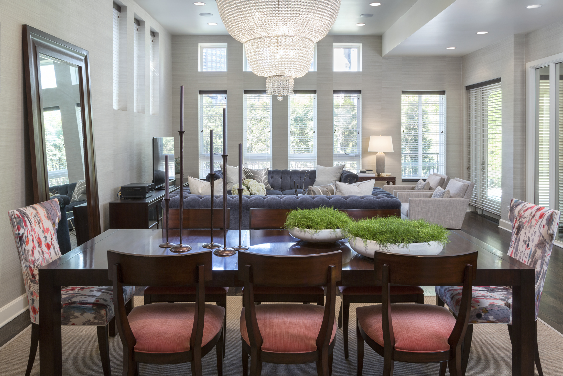 Private Residence  Chicago IL  Zach Hayes Design   Back to Portfolios