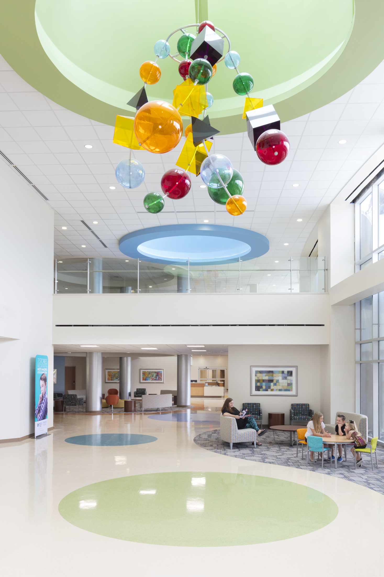 Methodist Children's Hospital  San Antonio TX  ESa   Back to Portfolios