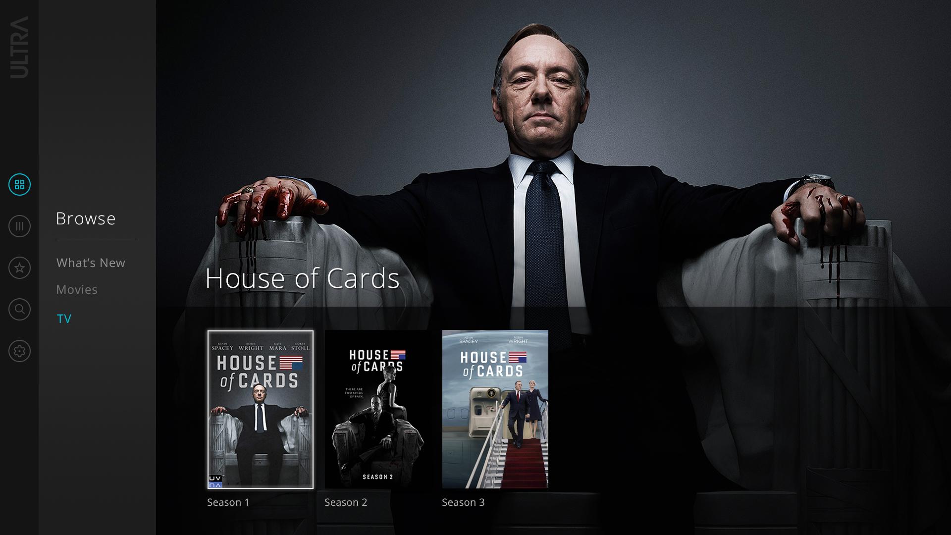 TV season level