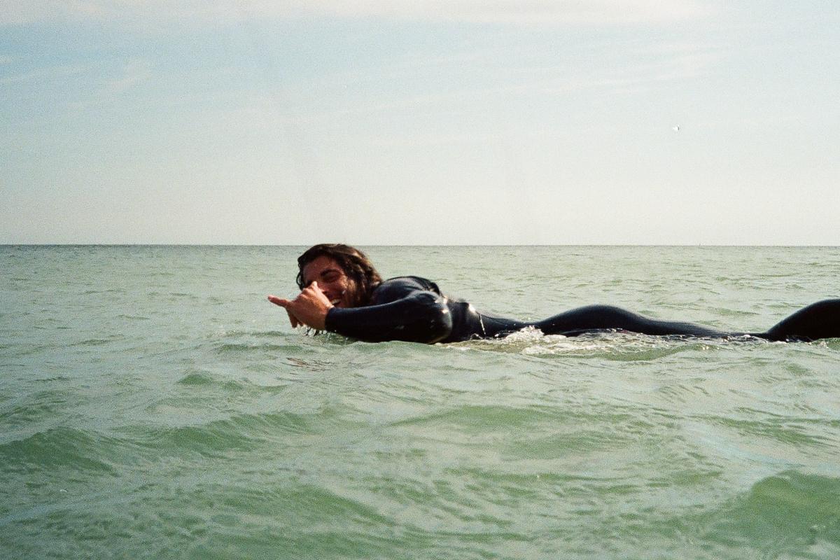 Killian Anderson, Hull, MA, October 2016, 35mm film
