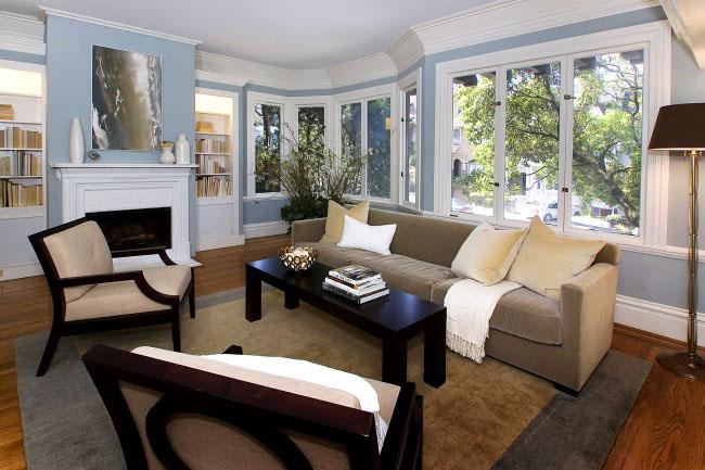 Ashbury Formal Sitting Room