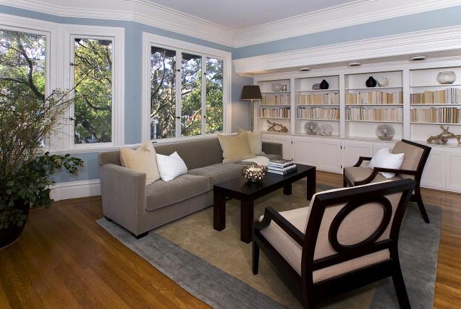 Ashbury Heights Formal Livingroom