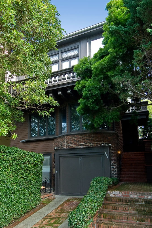 Exterior of Ashbury Heights Home