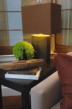 Vignette in Livingroom