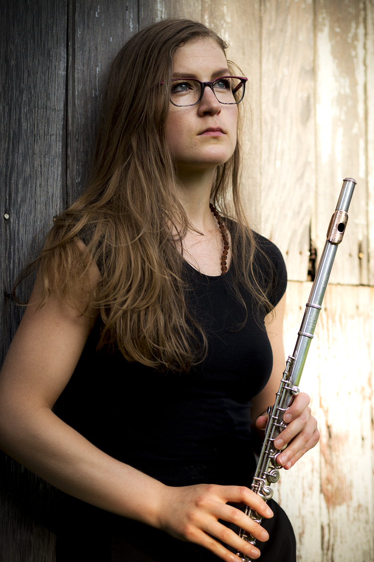 Lana Stafford is a talented flutist and flute teacher who performs and works in the Syracuse, NY-area. You can learn more about her here:  https://www.lanastafford.com/