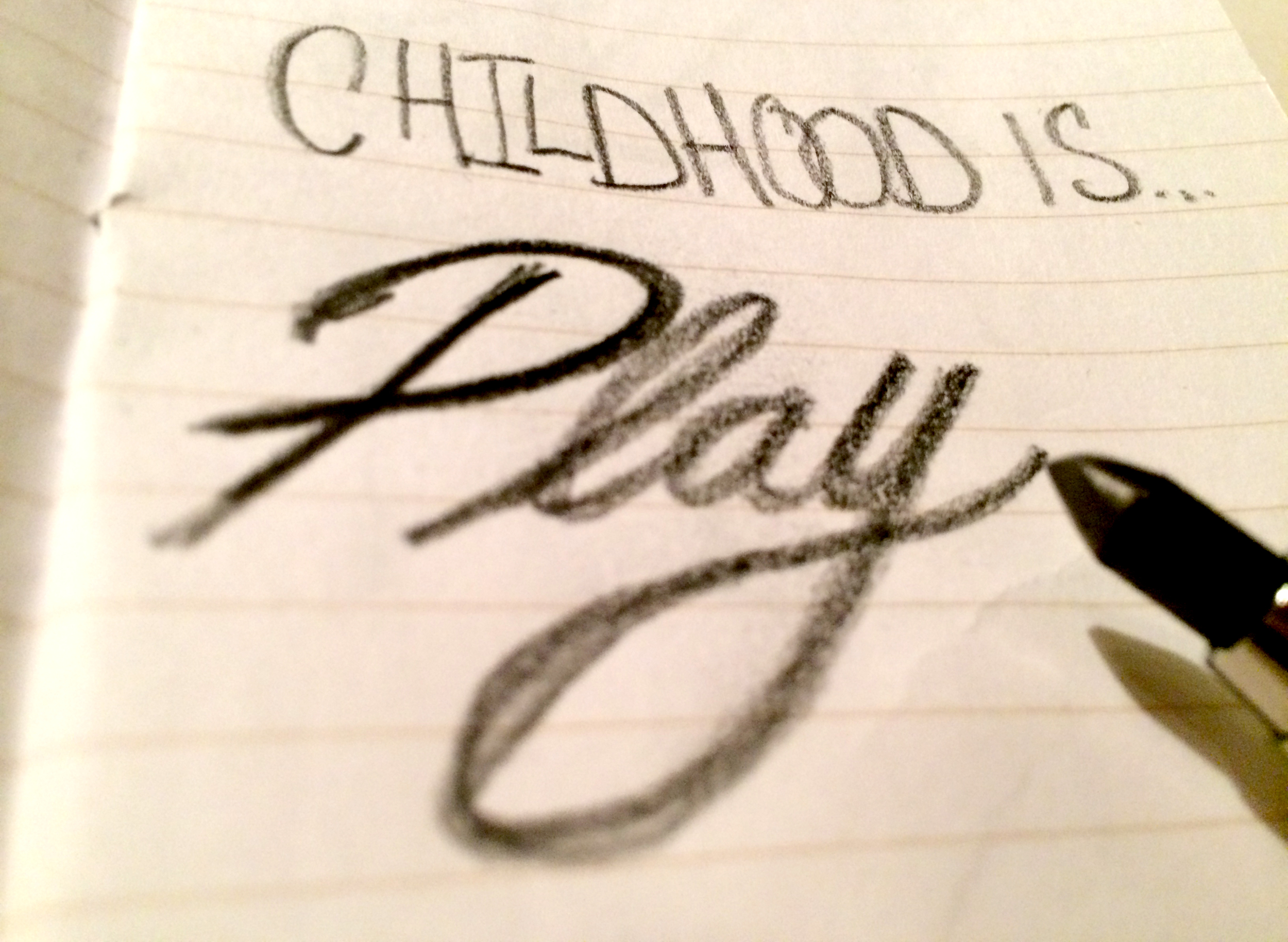 A great quote from at great talk by  @Harpersplaygrnd at @Portland_CM. A nd I think adulthood should have a lot of play in it as well! #cmpdx