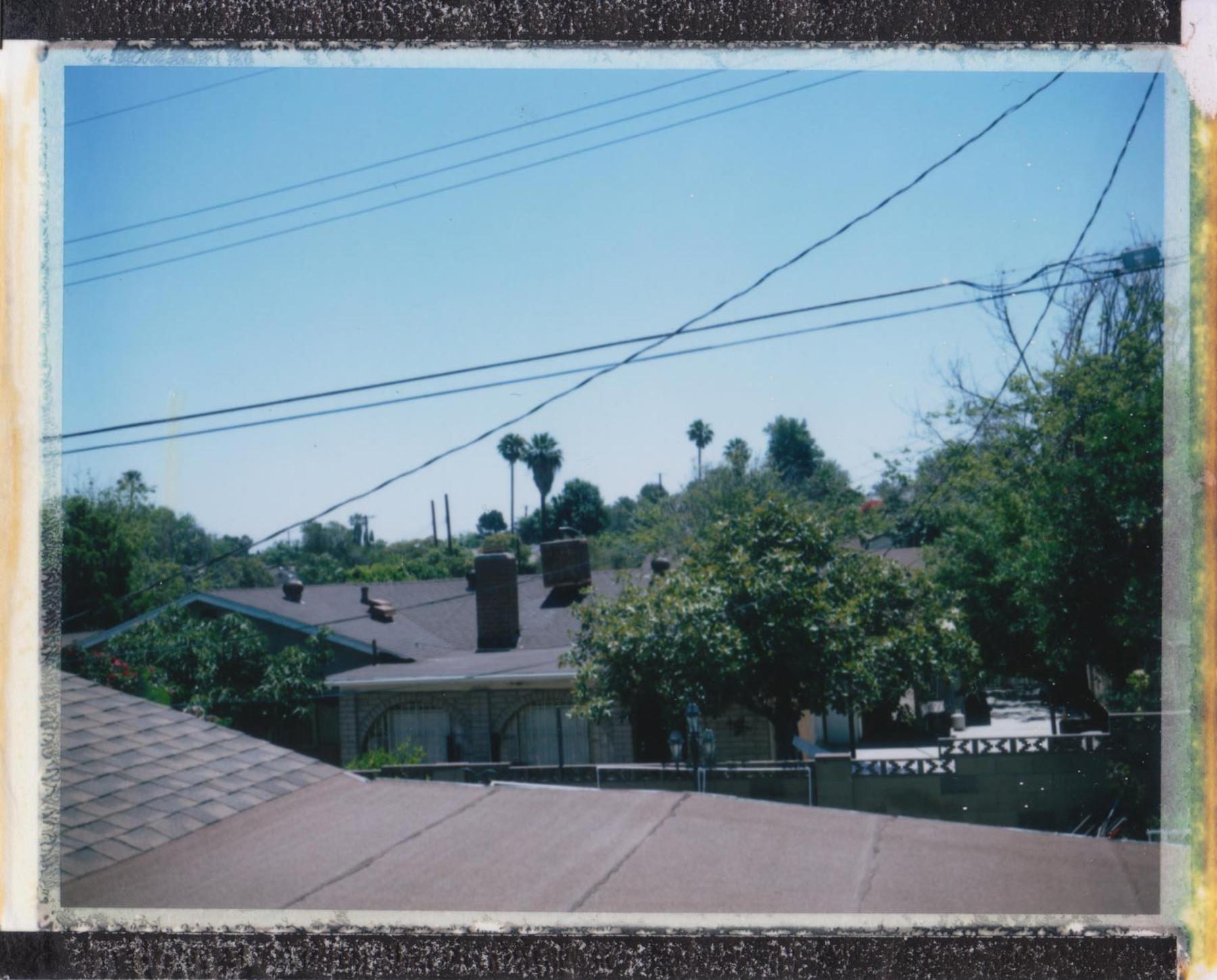Rear Window, Sylmar, California