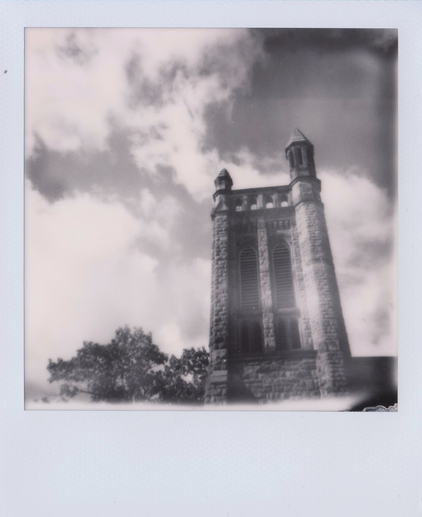 Number 1 | Polaroid Spirit 600 | Abigail Crone