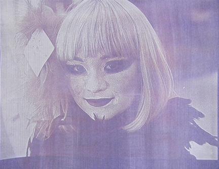 Harley Quinn | Solarfast | Barbara Murray