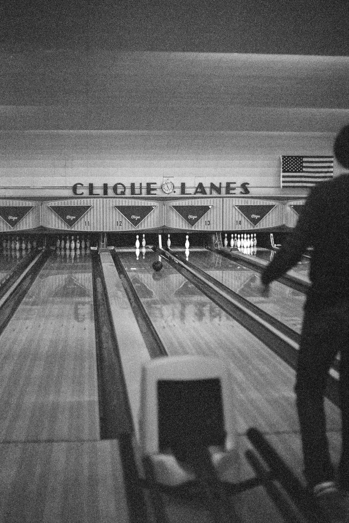 The Clique | Yashica T4 Super | Katie Mollon