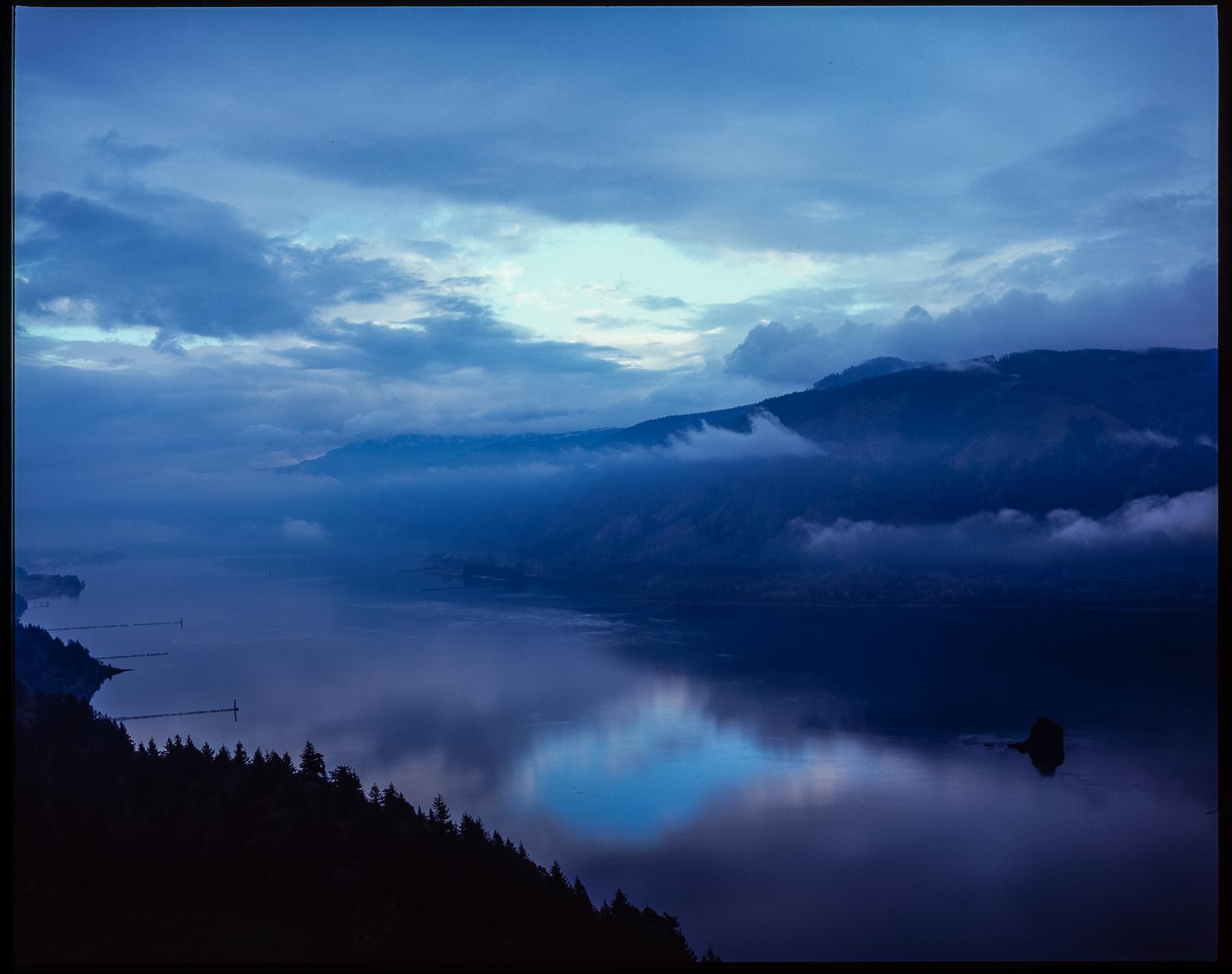Gorge Of Silence | Pentax 6x7 90mm 2.8 | Kevin Rosinbum