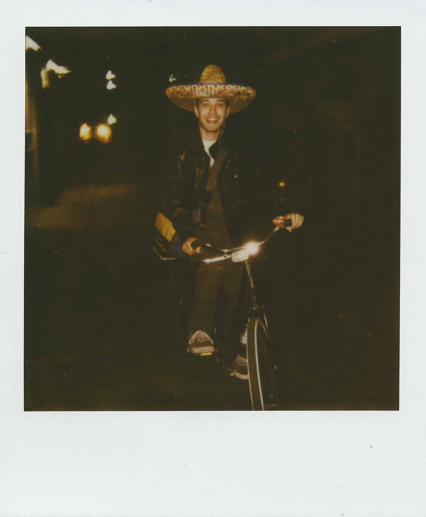 Polaroid 636 | Impossible Project PX680 | Max Glatzhofer