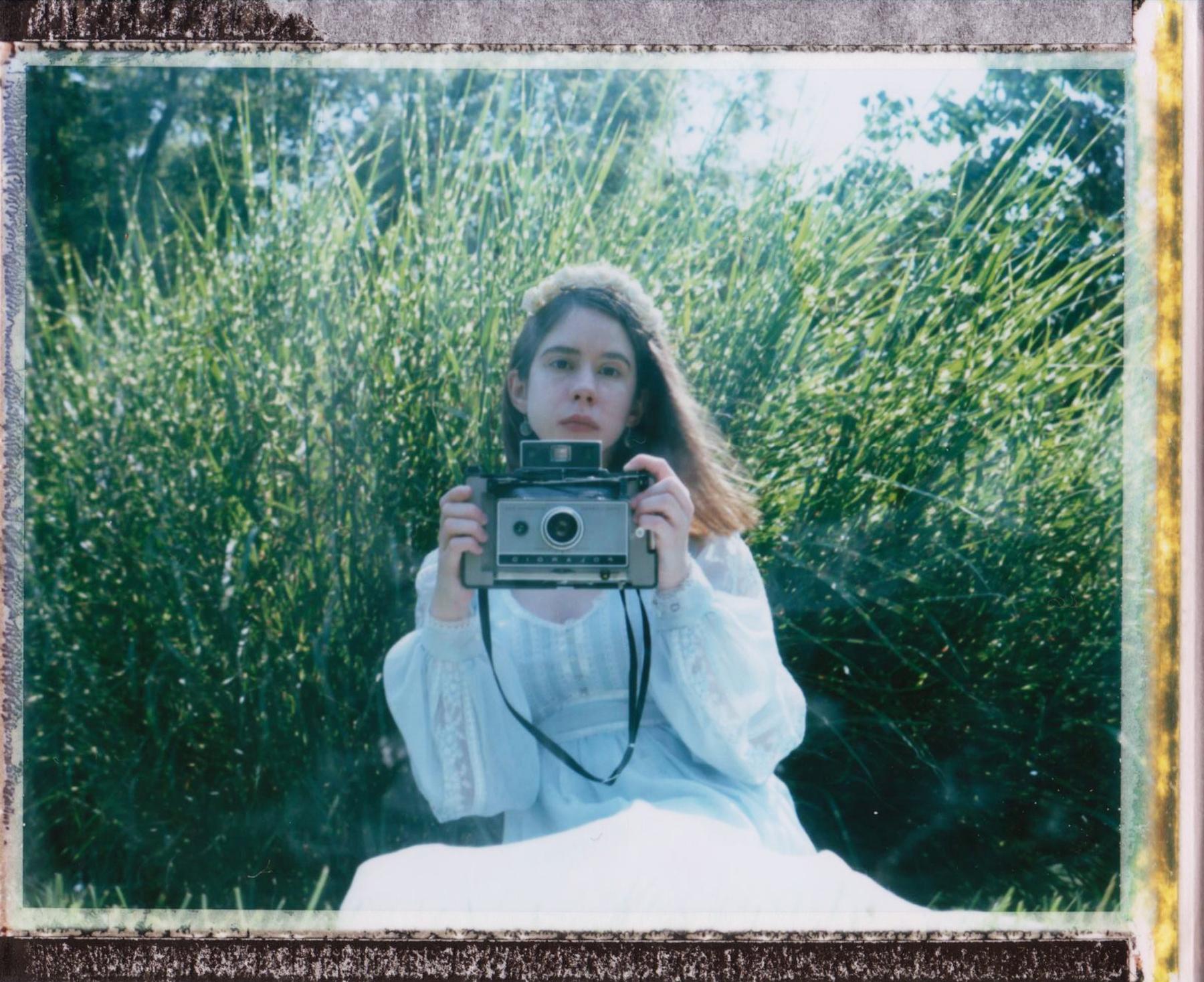 Back to the 70s | Polaroid 230 Land Camera | Abigail Crone