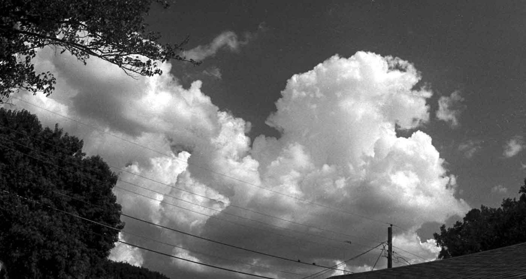 Clouds, Waco, Texas