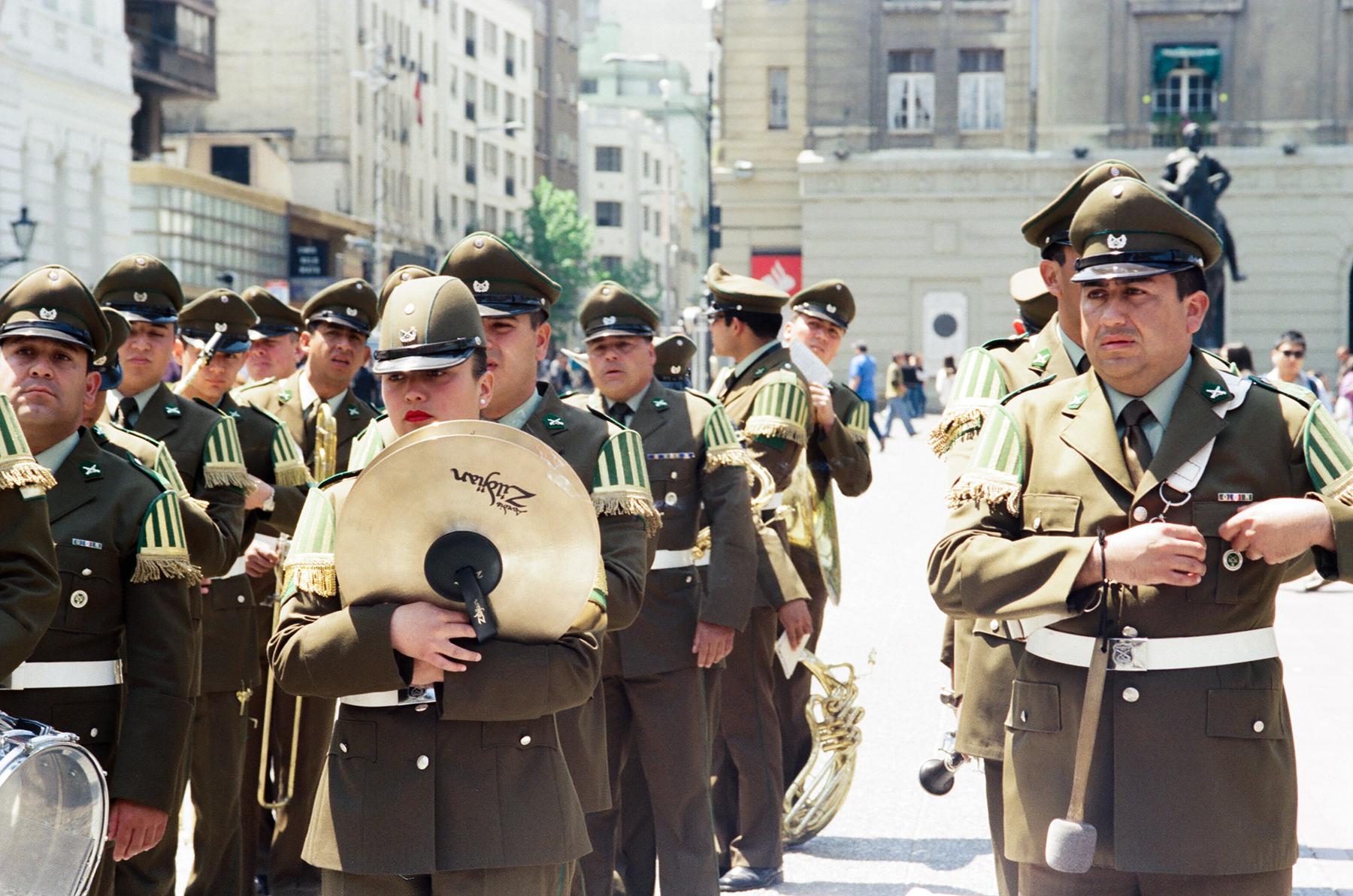 Plaza de Armas  Nikon FE   Kodak Vision 250D  Barbara Murray