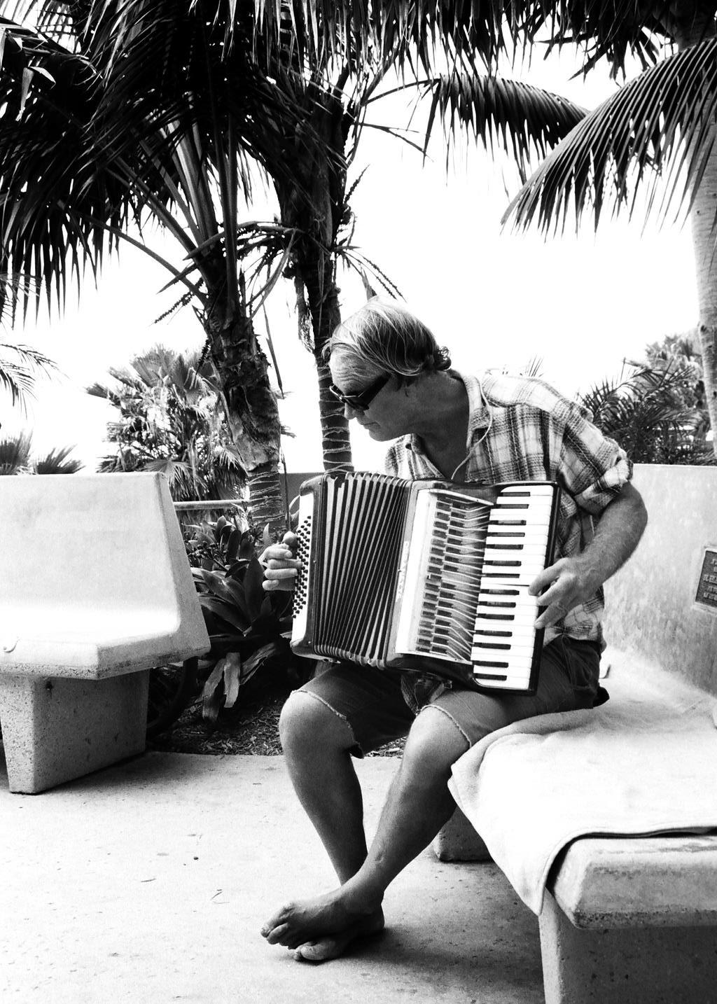 Organette  Nikone FE Eastman 5222  Barbara Murray