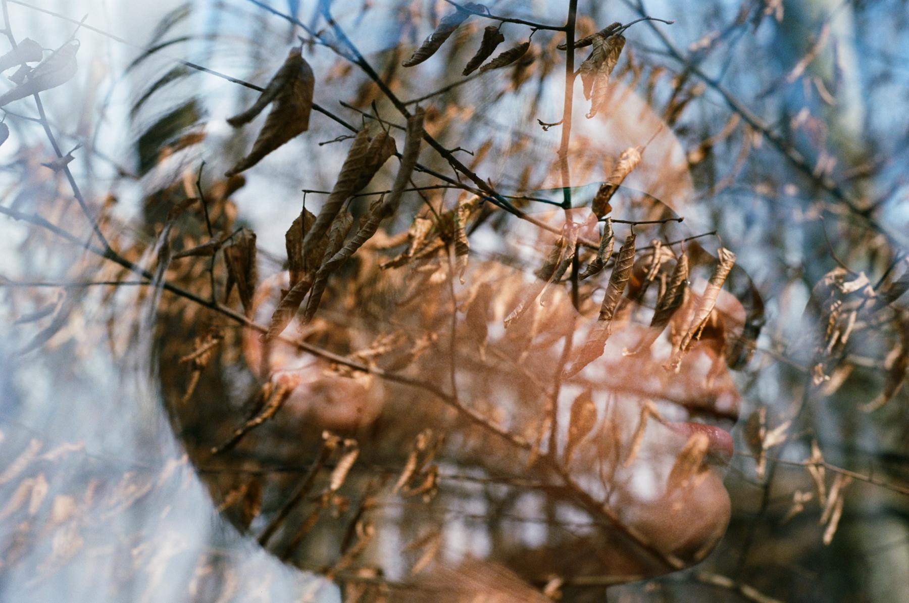Deborah Candeub  golden eye  Nikon F100  Ektar
