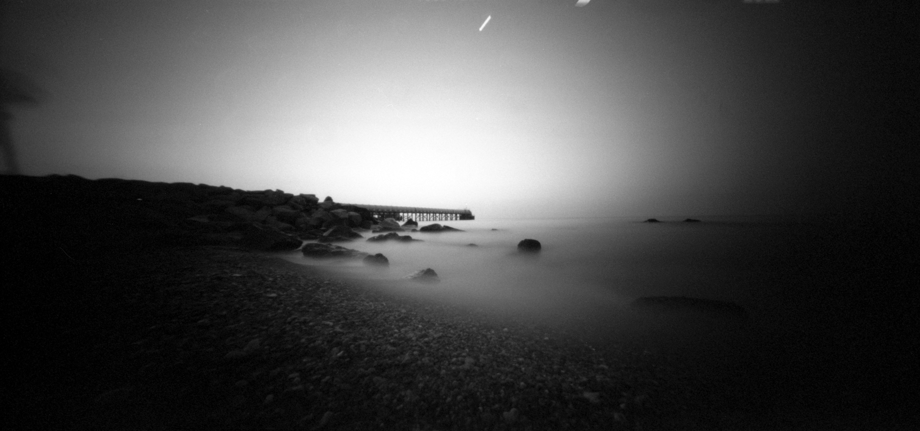 There are other worlds, but they are in this one | 6x12 Pinhole Camera | Jesús Joglar