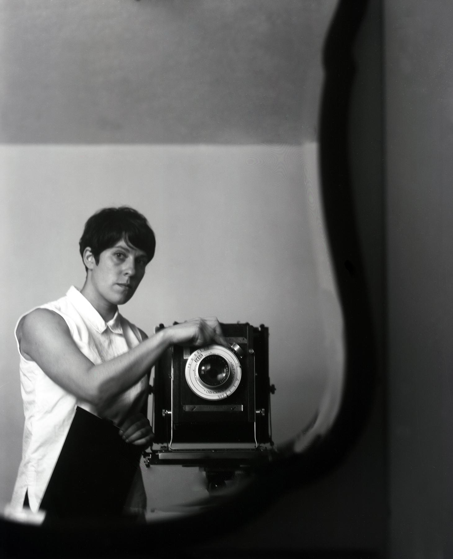 Self Portrait | Deardorf 8x10 | Sarah Taft