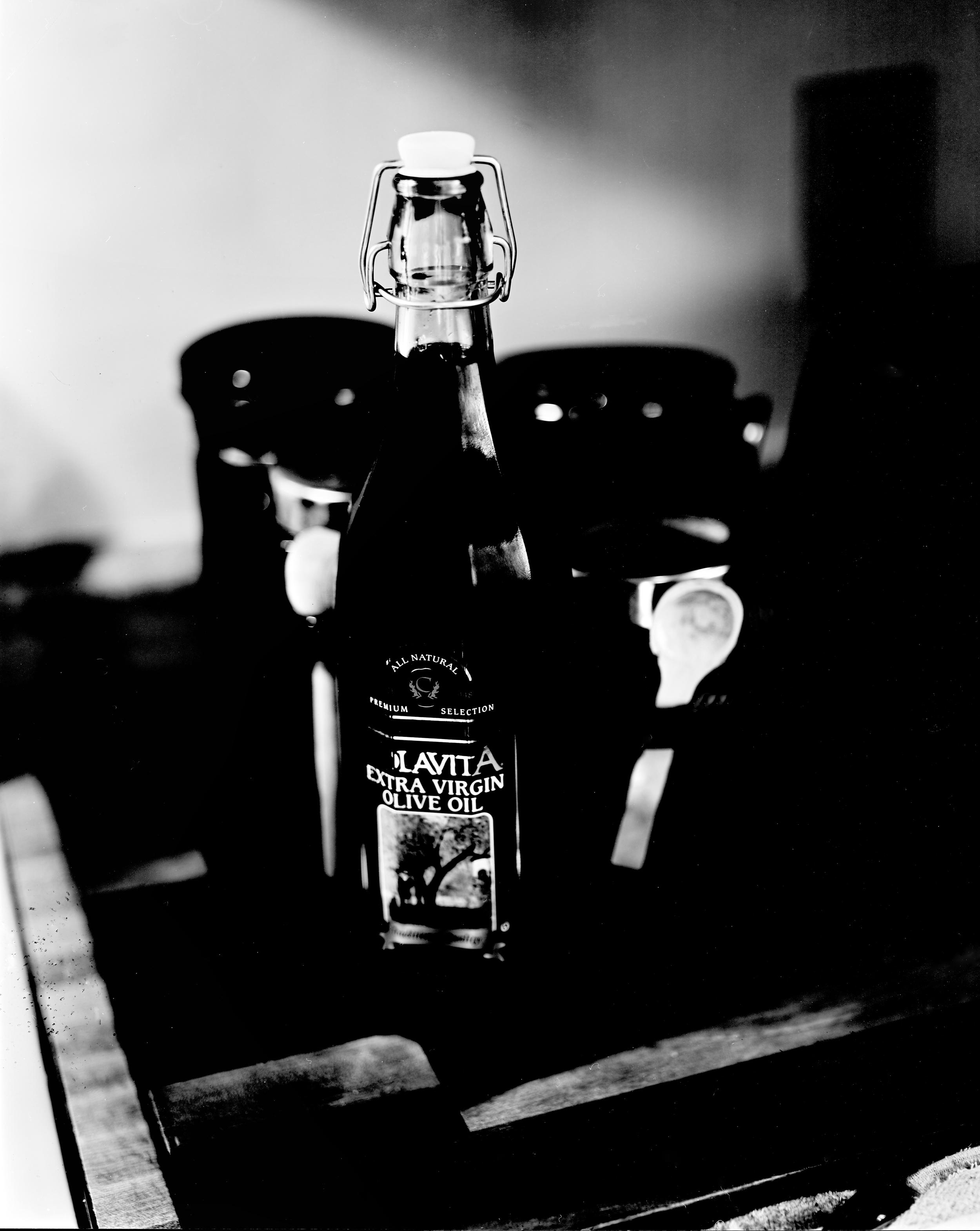 Bobby Kulik | Olive Oil | B&J Press 4x5 Industar 210mm Ortho Litho