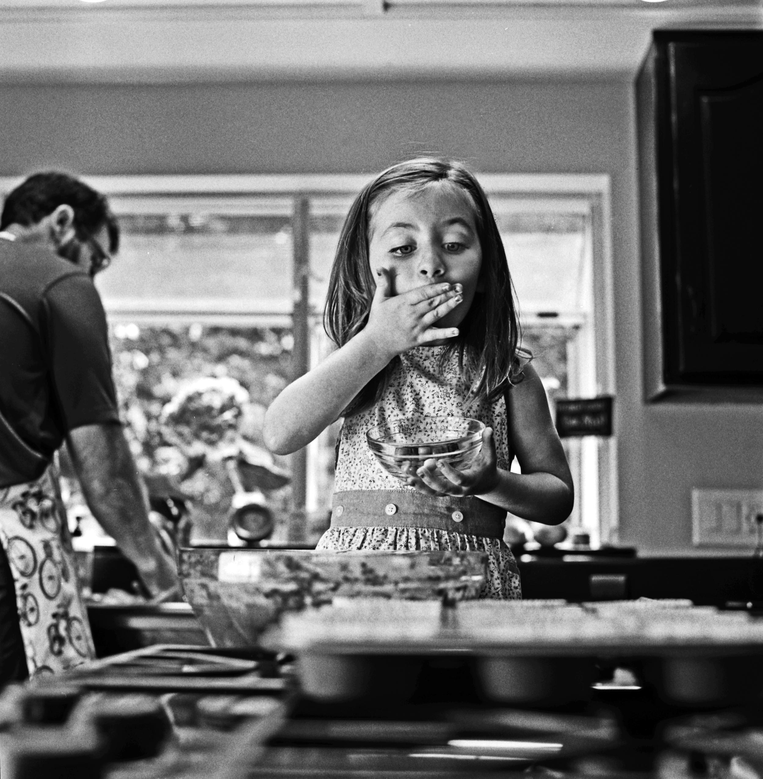 Ellen Goodman | Chocolate Chip Inspector - The Baking Series | Hasselblad 500CM