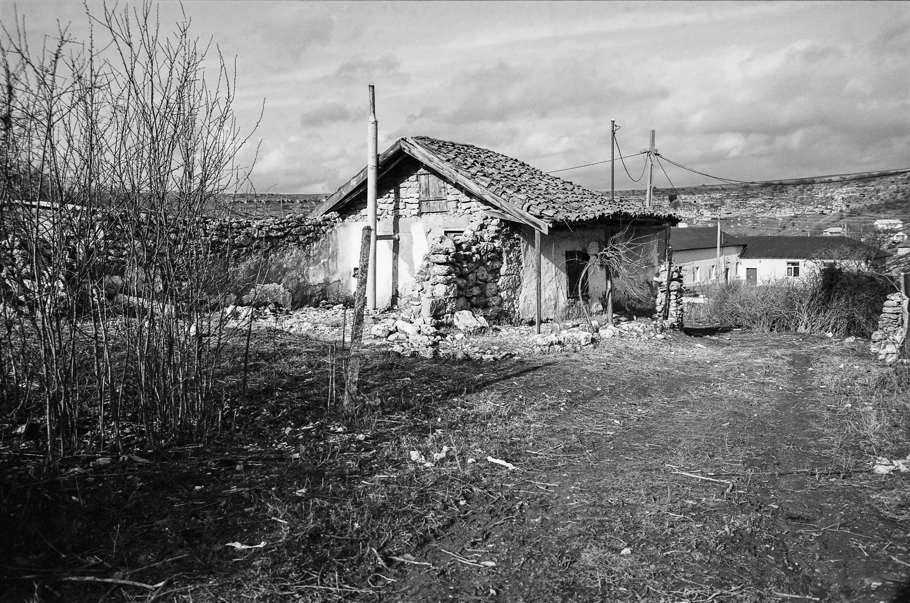 Marian Tudor | A Turkish Village In Romania | Nikon FM2n Voigtlander Color Skopar 28mm f2.8