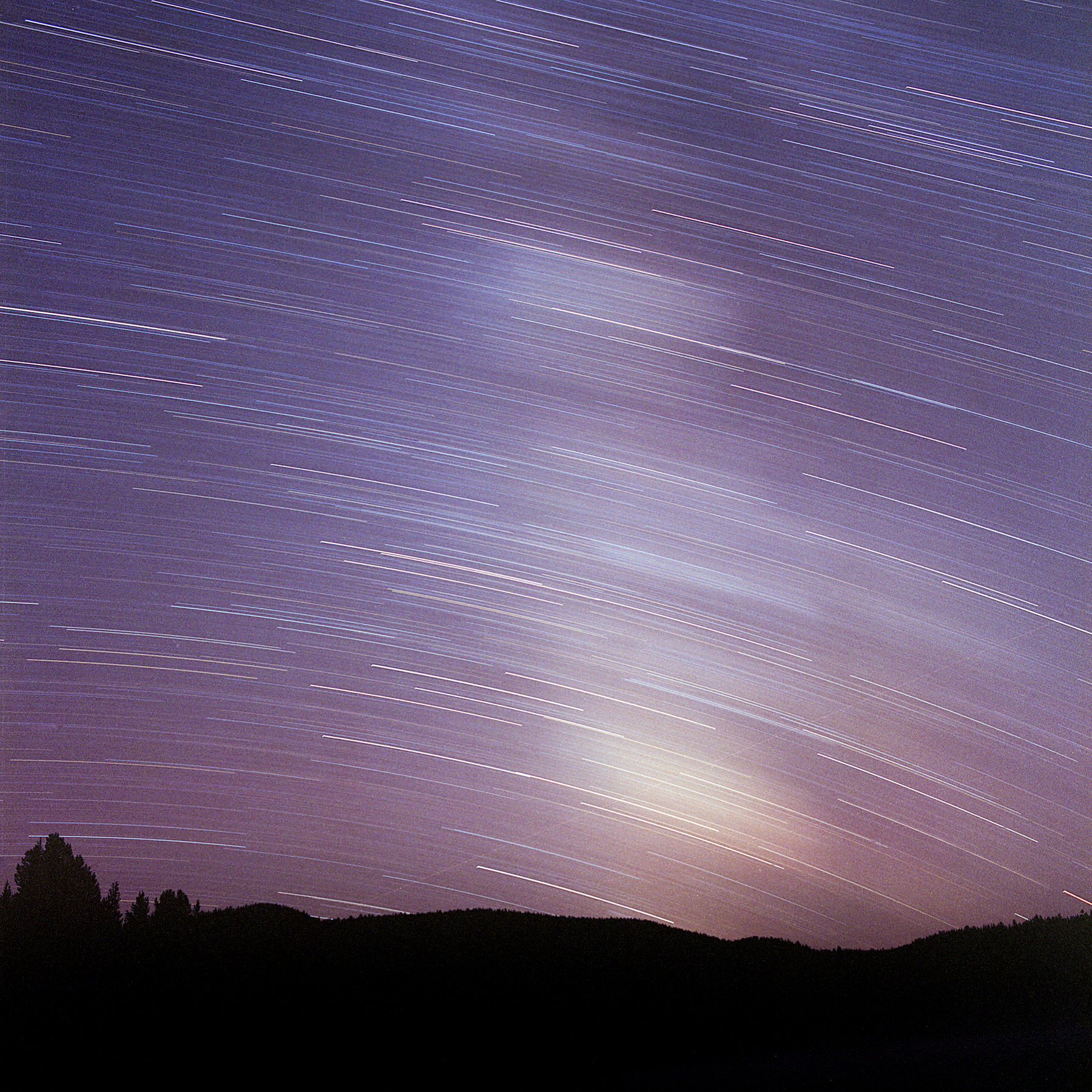 Milky | Hasselblad 500 C/M | 60mm CT - Fuji 160NS | Aaron Bieleck