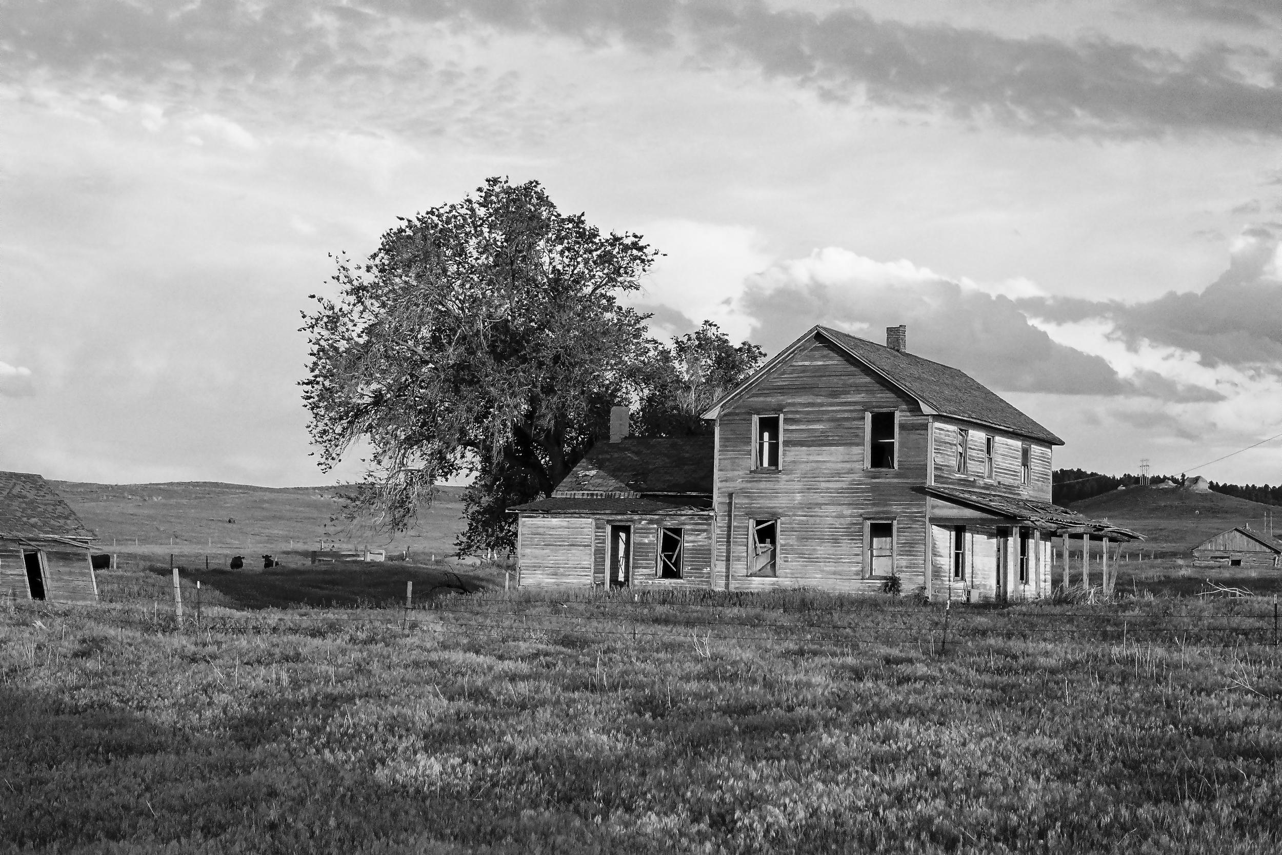 Crawford Homestead | Minolta SPxi | 50mm - Portra 400 | HW Kateley