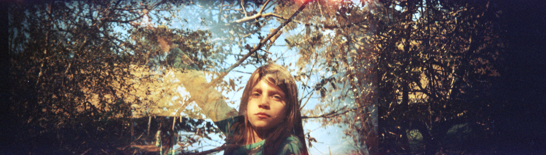 Jocelyn Mathewes | In the Trees | Holga 135