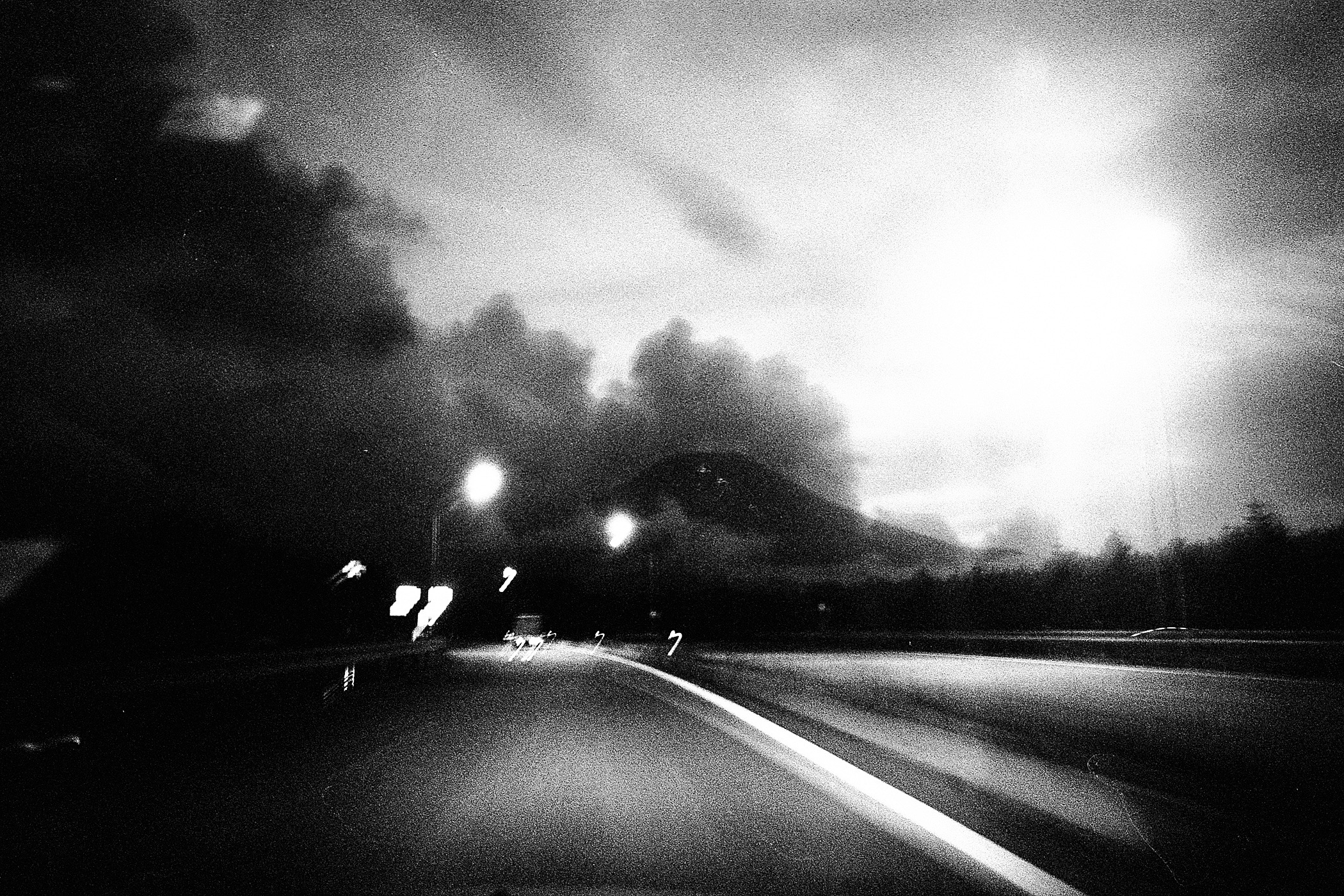 Cameron Kline |Fuji After Dark |Ricoh GRV