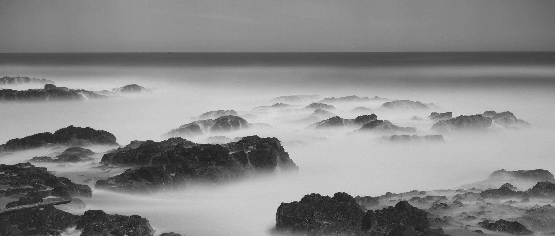 HW Kateley |Surf In Moon Light |Fuji GW690 |Acros 100