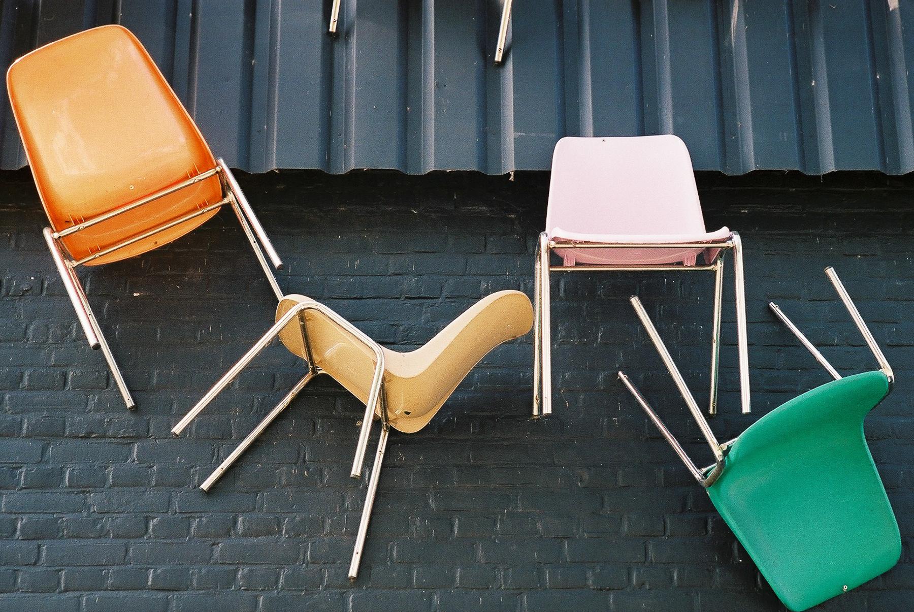 Take a Seat | Bessa R | Jupiter 8 50mm | Fuji Superia 200 | Robert Law